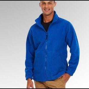 Reebok PlayDri Fleece Jacket